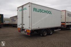 Voir les photos Camion remorque nc Box trailer