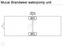 Voir les photos Remorque nc Brandweer waterpomp unit