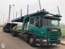 View images Scania P124 420 trailer truck