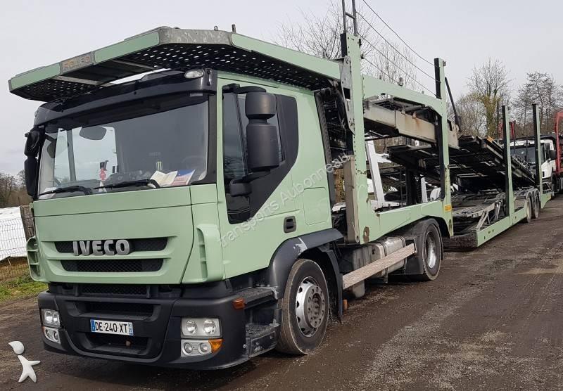 Voir les photos Ensemble routier Iveco Stralis 450