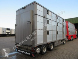 Zorzi cattle trailer Irma