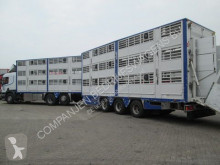 Pezzaioli BBA 32 trailer used cattle