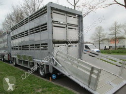 Remorca GS AL 2000 transport bovine second-hand