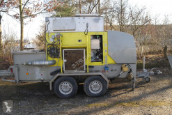 beton Knott CONCRETE PUMP TRAILER