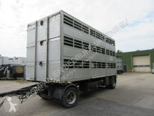 Van Hool R-209 trailer used cattle