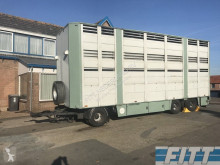 Ahw Ravenhorst 2 lagen trailer used cattle