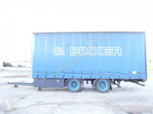 LAG AMMZ trailer used tautliner