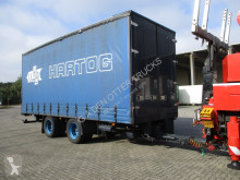 Van Eck OM-18-2 trailer used tautliner