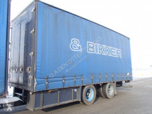 Van Eck OM 18-2 trailer used tautliner