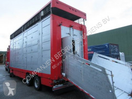 Michieletto cattle tractor-trailer