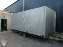 vrachtwagencombinatie Humbaur 2 asser