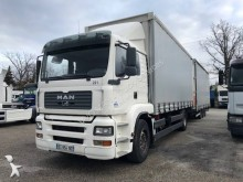MAN TGA 18.430 tractor-trailer used other Tautliner tautliner
