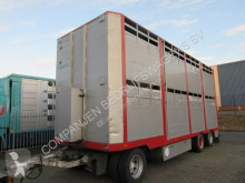 Cattle trailer VA 9-18 L