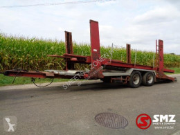 Aanhangwagen BREEDTE 2.20 trailer truck used heavy equipment transport