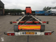 Sattelzug BDF ZW 18 T / CONTAINER TRANSPORT