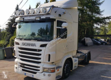 Ensemble routier Scania R 480 HIGHLINE EUO 5 MEGA ETADE PIEWSZY WŁAŚCICIEL occasion