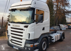 Ensemble routier Scania R 420 MANUAL ETADE C 19 H OPCJA Z HDS occasion