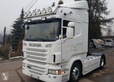Ensemble routier occasion Scania R 440 EUO 6 Z AD BLUE ETADE
