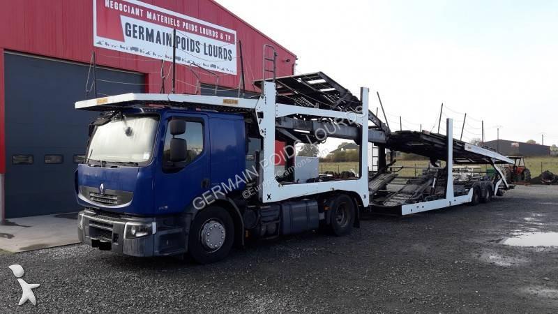 Vedere le foto Autoarticolato Renault Premium 450 DXI