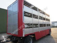 Jumbo O4/DB 13 trailer damaged cattle
