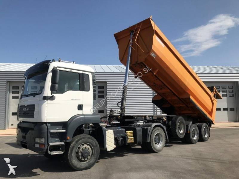 View images MAN TGA tractor-trailer