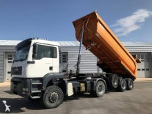 MAN TGA tractor-trailer used tipper