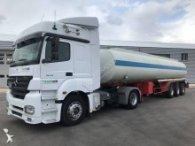Mercedes Axor 1843 LS tractor-trailer used oil/fuel tanker