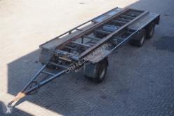 přívěs nc Aanhangwagen 3-assig/container systeem