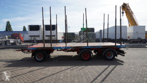 Reboque transporte de madeira usado nc TIMBER TRANSPORT TRAILER