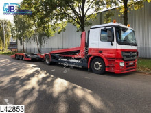 ensemble routier Lohr Middenas Multilohr, EURO 5, Retarder, Standairco, Airco, Powershift, Trucktransport, Combi