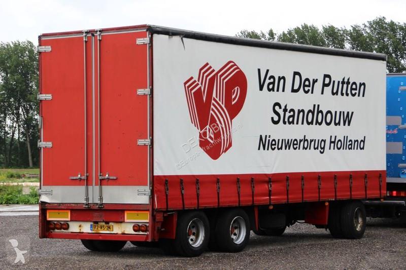 Vedeţi fotografiile Remorca Van Hool 3 assige schuifzeil aanhanger!
