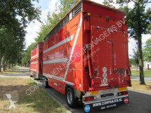 Pezzaioli RBA 22 trailer used cattle