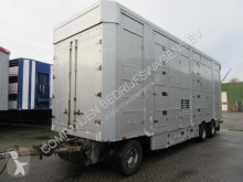 Michieletto RM 24 trailer used cattle