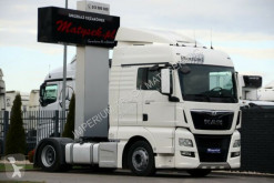 Ensemble routier MAN TGX 18.440 / XLX /LOW DECK/ EURO 6 / NAVI / porte engins occasion