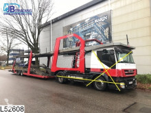 Lohr Middenas Lohr, Eurolohr, Car transporter, Combi semi-trailer used car carrier