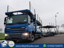 Lohr car carrier tractor-trailer