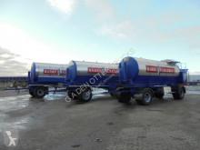 Burg BPA 16 trailer used food tanker