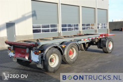 rimorchio nc WU 10-18 CKA 20FT CONTAINERCHASSIS