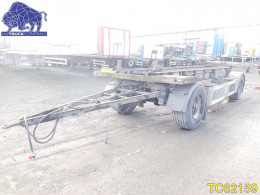 MOL Container Transport trailer used container