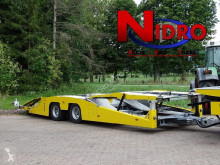 Car carrier trailer AUTOTRANSPORTER 4-AUTO'S