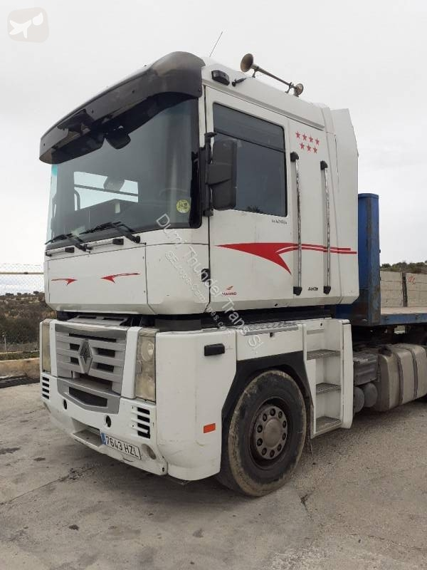 View images Renault Magnum 460 tractor-trailer