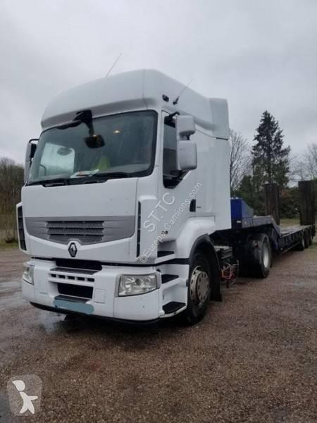 Voir les photos Ensemble routier Renault Premium 450