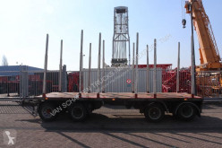 Voir les photos Ensemble routier nc 4AXLE TIMBER TRANSPORT