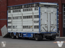 Pezzaioli 3 Stock Trailer trailer used cattle