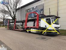 Remorcă / camion transport autoturisme Lohr Middenas Eurolohr, Car transporter, Combi