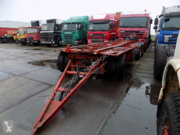 Floor container trailer 2-3 assig