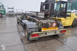 AJK container trailer 2as BPW