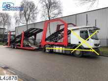 Ensemble routier porte voitures occasion Lohr Middenas Eurolohr Car transporter, Combi