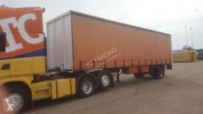 VW OPL 21000 B tractor-trailer new tautliner