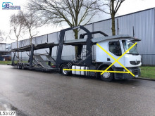 Ensemble routier porte voitures occasion Lohr Middenas Eurolohr, Car transporter, Combi